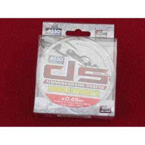 asso double strength mixte fluorocarbon 300 m-0.45mm-25 kgs