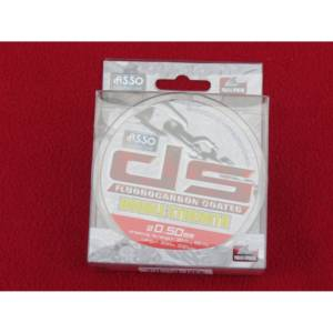 asso double strength mixte fluorocarbon 300 m-0.50mm-30 kgs
