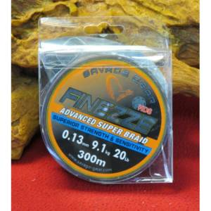 tresse savagear finezze hd8--300m 0.13mm
