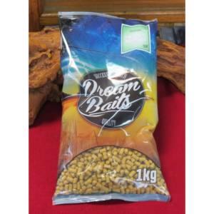 pellets dreambaits 6mm pineapple+butyric acid
