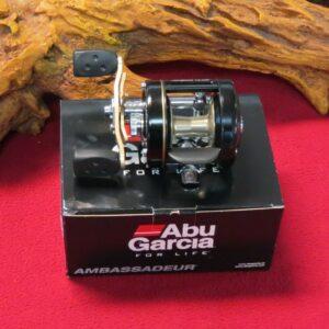 moulinet casting abu garcia ambassadeur classic 5601 jb--gauché