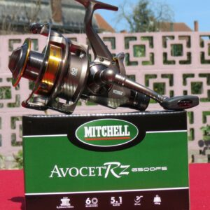 moulinet carp debrayable mitchell avocet rz 6500 fs