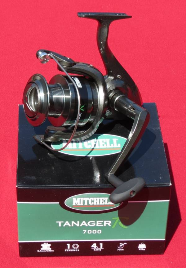 moulinet mitchell tanager 7000fd