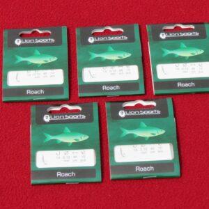 50 bas de ligne special roach gardon 14/0.12mm