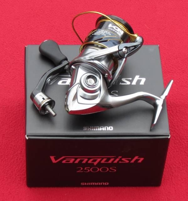 moulinet shimano vanquish 2500 s