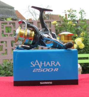 moulinet shimano sahara 2500 r