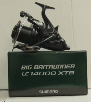 moulinet shimano big baitrunner lc 14000 xtb