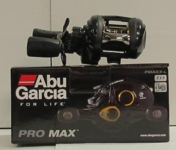 moulinet casting abu garcia pro max