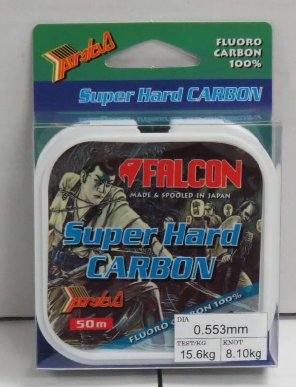 fluoro carbon 100% falcon 0.553mm