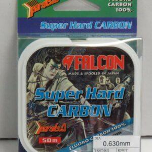 fluoro carbon pur 100% falcon 0.63mm