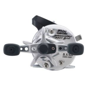 moulinet Abu Garcia Ambassadeur S LC 5501 Line Counter / Fishing Multiplier Reel