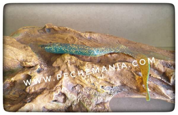 savagear real eel 15cm 12grs motor oil