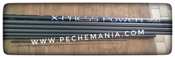 garbolino 9m50 x-press power