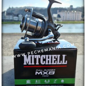 moulinet mitchell full runner mx8 carp