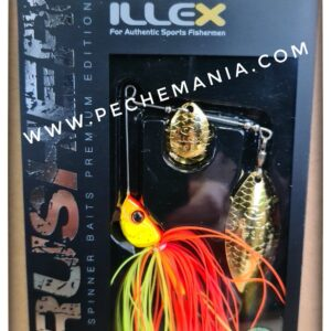 illex crusher spinnerbait 14grs