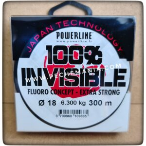 powerline 100% invisible extra strong