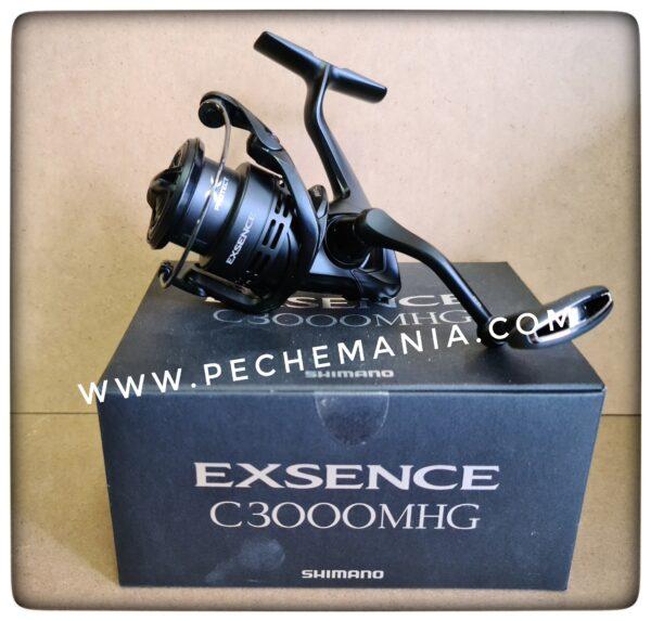 moulinet shimano exsence c 3000 mhg