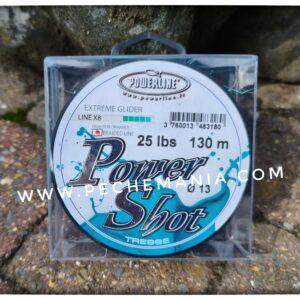 powerline tresse power shot 0.13mm